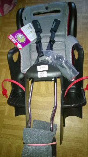 fahrradsitz test r mer jockey comfort. Black Bedroom Furniture Sets. Home Design Ideas