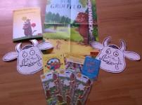 Gewinnt ein Grüffelo Fanpaket inkl. Mini-Grüffelo