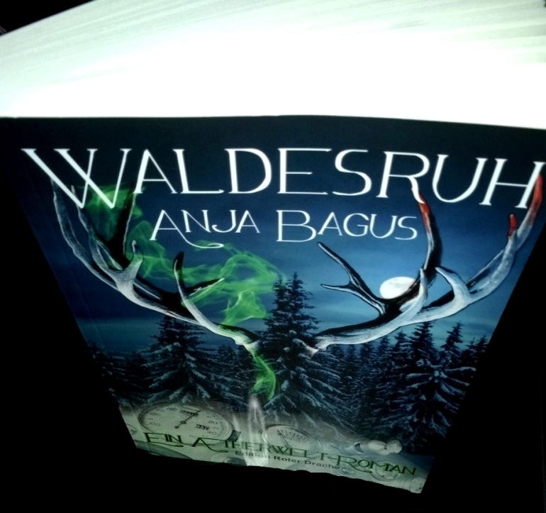 Waldesruh Cover
