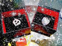 Zauberhafte Anhänger zu Valentinstag Dank Drachenfels Design
