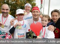 Staffellauf – Herzkranke Kinder zählen auf dich! – Läufer gesucht