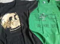 Schickes Fun-Shirt als Belohnung Dank Kater Likoli