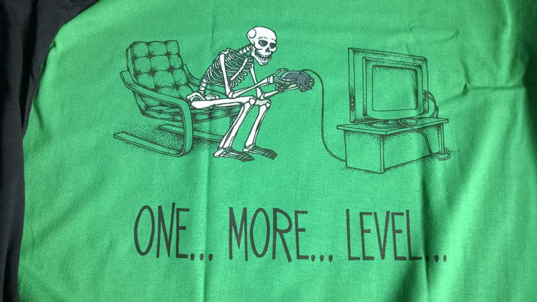 One more Level Shirt