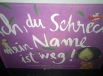 Ostertipp: Ach du Schreck, mein Name ist weg! – Kinderbuch