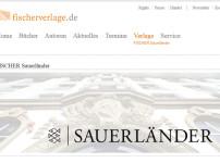 Vorstellung FISCHER Sauerländer Verlag