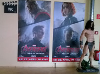 Kinoabend mit den Avengers 2: Age of Ultron verlief unerwartet