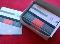 Visitenkarten der Onlinedruckerei Köln für die Rabenmutti