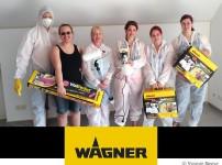 Die Wagner Flexio 585 und TurboRoll von vier ahnungslosen Bloggerinnen im Test
