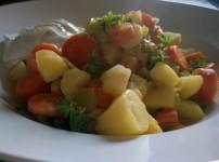 Feiner Gemüsetopf aus Suppengemüse