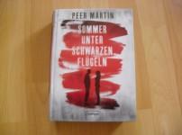 """""""Sommer unter schwarzen Flügeln"""" überzeugt durch eine erschreckend, authentische Handlung und einen berührenden Schreibstil !!"""