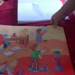 Ein interaktives Kinderbuch für verregnete Sonntage