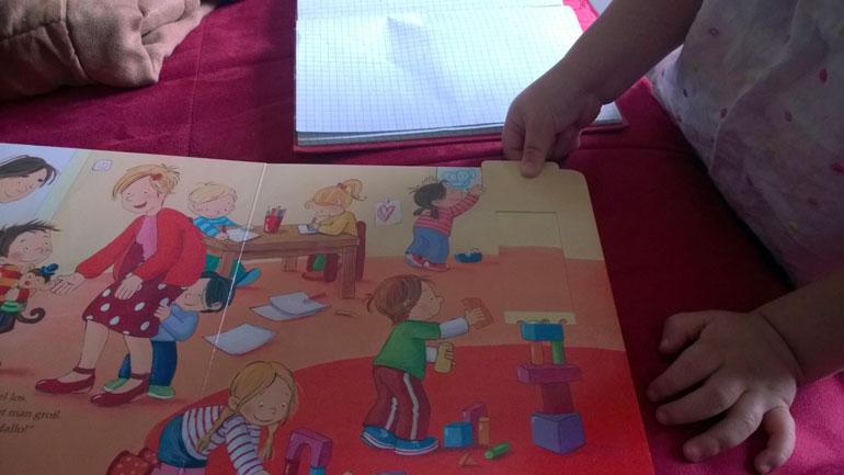 Kindergarten-Buch