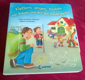 Kinerbuch-Löwe
