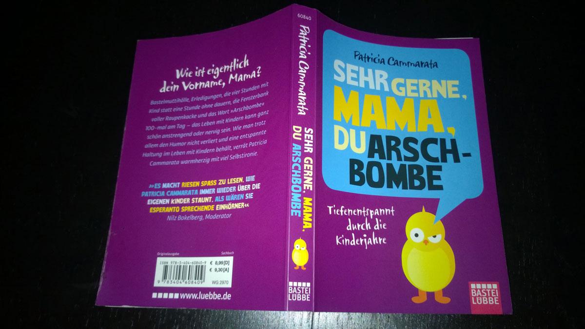 Mama-du-Arschbombe