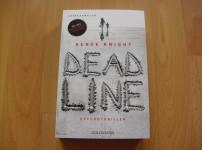 """""""Deadline"""" ist ein spannendes Buch über menschliche Abgründe !!"""