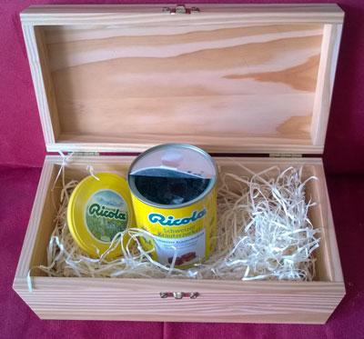 Kräuterbonbon
