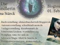 Taucht mit Die Wandlerin von Mona Stärck in eine Welt eigenartiger Wesen {Rezension}