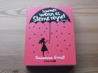 """""""Immer wenn es Sterne regnet"""" von Susanna Ernst"""