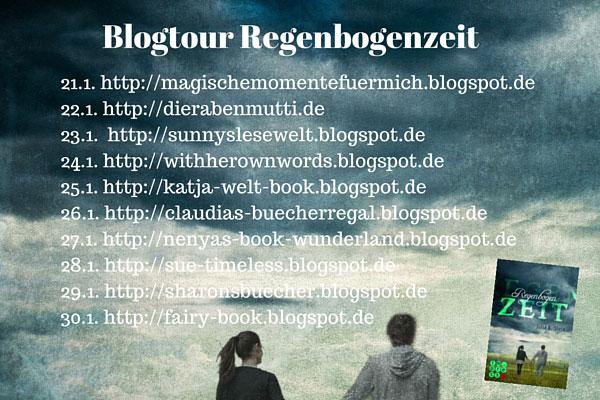 Regenbogenzeit-Blogtour
