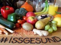 #issgesund: Aktion für Blogger aus den Bereichen Food, Family und Fitness