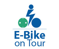 E-Bike on Tour Logo
