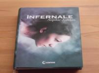 """""""Infernale"""" ist ein fesselndes Jugendbuch, das zum Nachdenken anregt und berührt !!"""