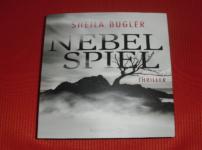 """""""Nebelspiel"""" ist eher ein Spannungsroman, als ein Thriller!!"""