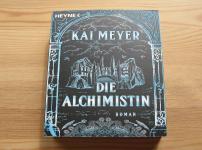 """""""Die Alchimistin""""  fesselt durch historische und fantastische Elemente !!"""