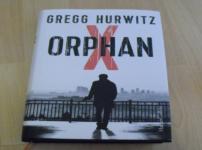 """""""Orphan X"""" beeindruckt durch eine rasante, fesselnde Handlung !!"""