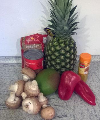 Ananas-und-Mango