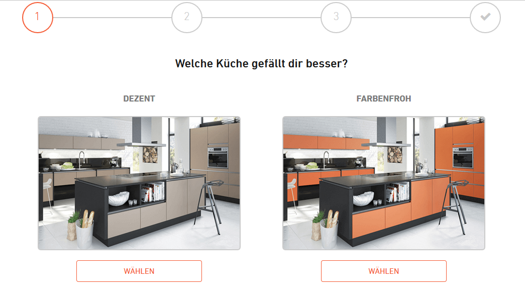 wir haben den online k chenplaner von kiveda getestet sponsored. Black Bedroom Furniture Sets. Home Design Ideas