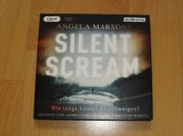 """""""Silent Scream"""" ist ein gelungenes Debüt von Angela Marsons !!"""