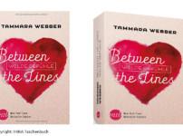 Between the Lines: Wilde Gefühle von Tammara Weber {Rezension}