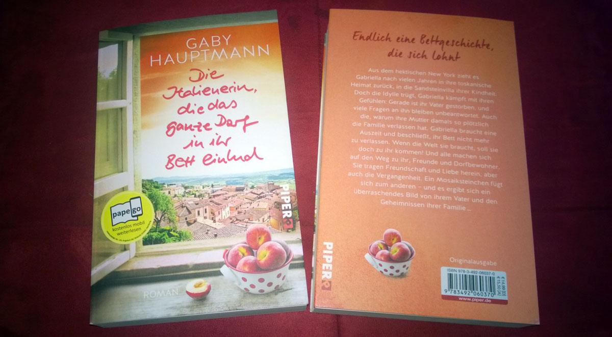 Sommerroman aus dem Piper Verlag zu gewinnen