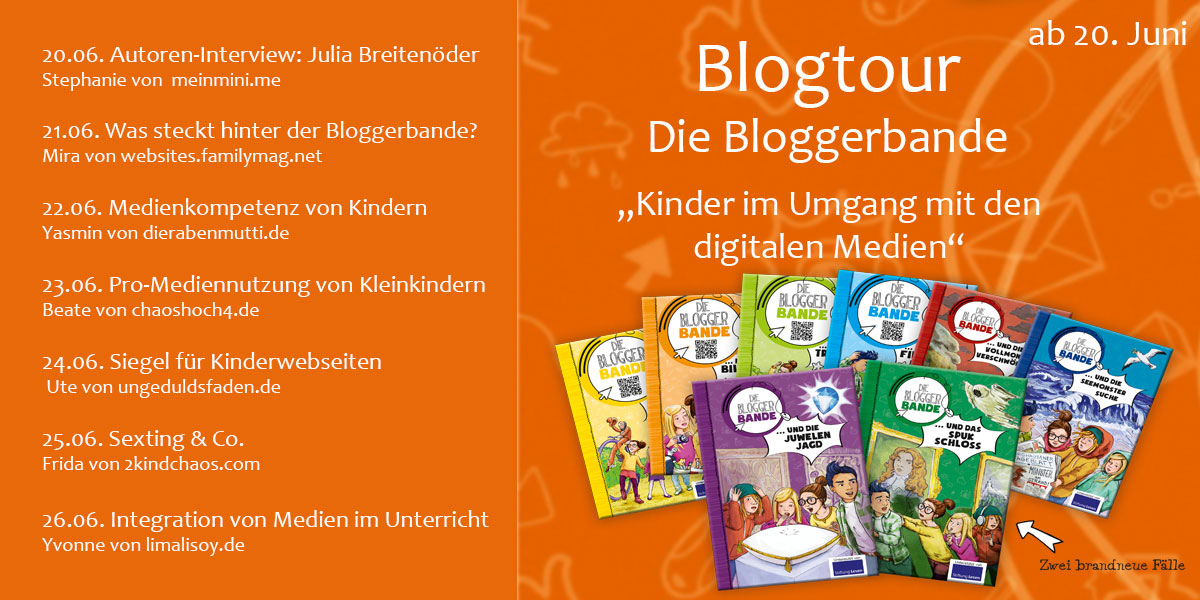 Blogtouren Die Bloggerbande