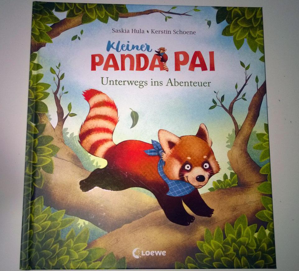 Wunderschönes Cover von Panda Pai