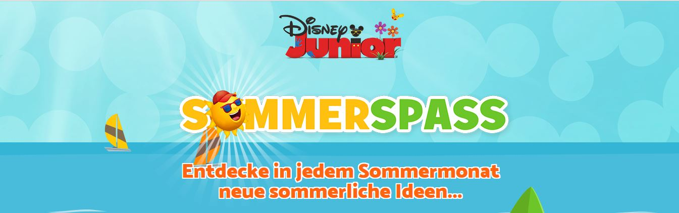 Disney Junior Sommerspaß