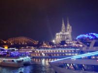 Kölner Lichter 2016 auf der MS. Riverdream {Bericht}
