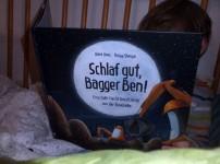 """""""Schlaf gut, Bagger Ben!""""  {Gastbeitrag}"""