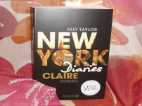 "Mit ""New York Diaries-Claire"" verbinde ich absoluten Lesespaß !!"