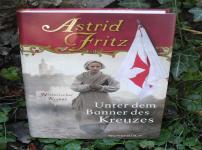 """""""Unter dem Banner des Kreuzes"""" von Astrid Fritz {Rezension}"""