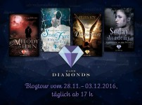 """DARK DIAMONDS ON TOUR""- Blogtour"