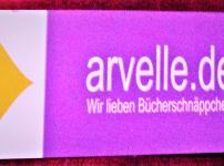 """""""Arvelle.de"""" ist ein Büchershop, den ich mir genauer ansehen durfte !! {Sponsored}"""