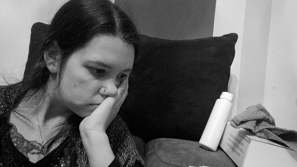 Bedrückende Gedanken in der Schwangerschaft