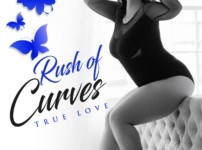 "Buchvorstellung ""Rush of Curves-True Love"" von Lea Petersen"