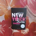 """""""New York Diaries-Sarah"""" hat mich mit Leichtigkeit nach New York versetzt!!"""