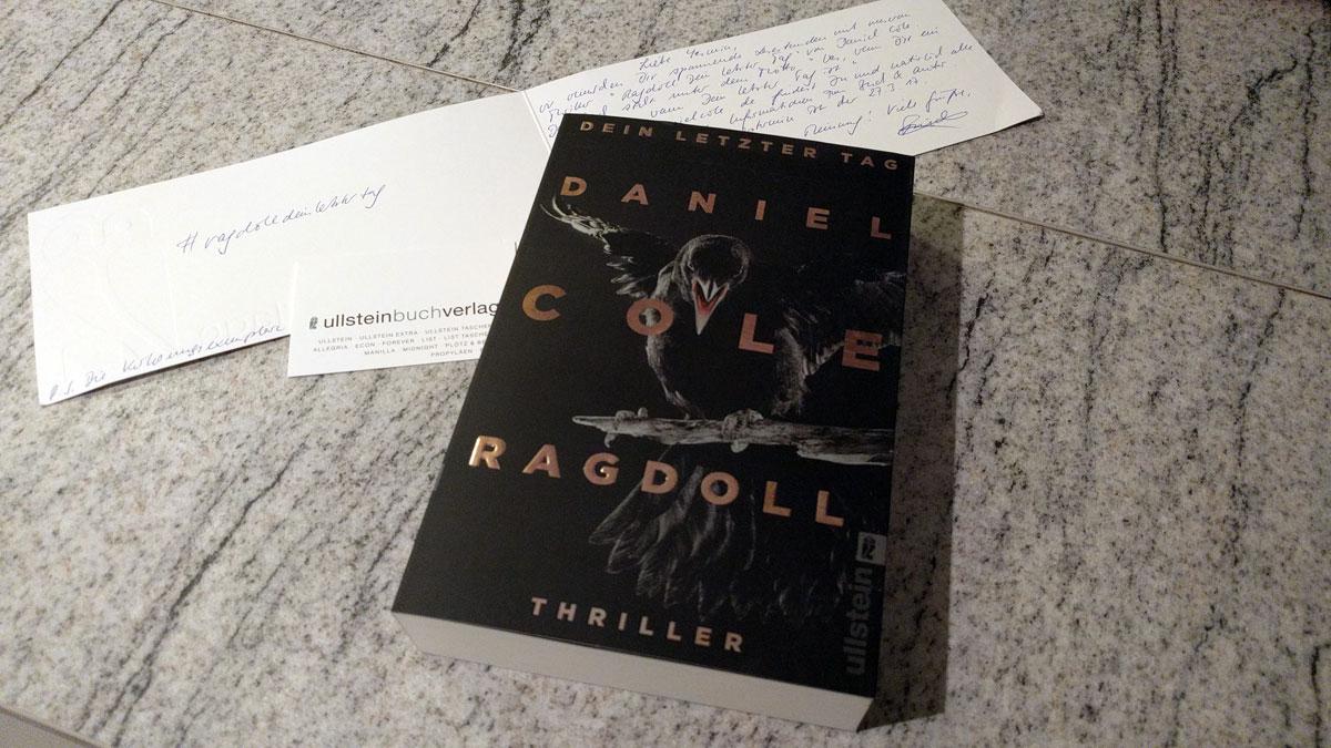Ragdoll. Dein letzter Tag Cover
