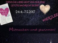 Blogtour #Herzleer-Vorstellung des Werks