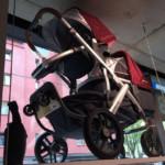 Doppel-Kinderwagen
