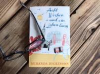 """""""Acht Wochen und ein Leben lang"""" ist eine tolle Geschichte, wie eine Frau in einer fremden Stadt wieder zu sich selbst findet"""